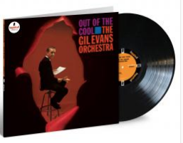 THE GIL EVANS ORCHESTRA Out Of The Cool Acoustic Sound