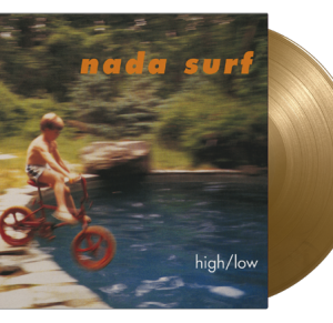 NADA SURF HIGH/LOW (COLOURED VINYL)