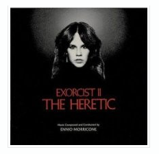 ENNIO MORRICONE - TITLE: EXORCIST II: THE HERETIC