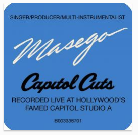 MASEGO Capitol Cuts-Live From Studio A