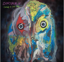 Dinosaur Jr. Sweep It Into Space