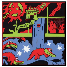 King Gizzard & The Lizard Wizard Live in Paris '19