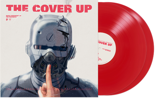 The Protomen The Cover Up (Soundtrack)