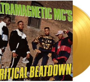ULTRAMAGNETIC MC'S CRITICAL BEATDOWN (EXPANDED EDITION /COLOURED VINYL)