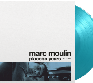 MARC MOULIN PLACEBO YEARS (TURQUOISE COLOURED VINYL)