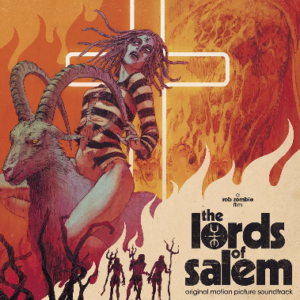 Various THE LORD OF SALEM (ost)