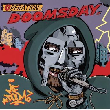 MF Doom Operation: Doomsday -Alternative MC Sleeve