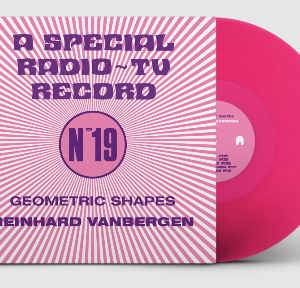 REINHARD VANBERGEN GEOMETRIC SHAPES (A SPECIAL RADIO ~ TV RECORD - N°19