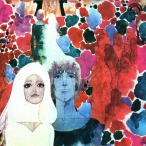 MASAHIKO SATO Belladonna of Sadness (Lp noir)
