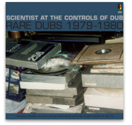 SCIENTIST AT THE CONTROLS OF DUB -RARE DUB 1979-1980-