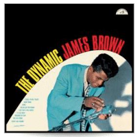 James Brown The Dynamic James Brown (In Solid Red Virgin Vinyl)