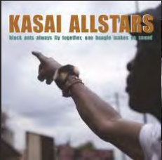 KASAI ALLSTARS black ants always fly together, one bangle makes no sound