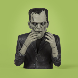 Waxwork Frankenstein Spinature