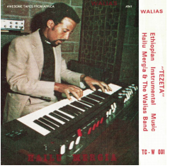 HAILU MERGIA & THE WALIAS BAND TEZETA