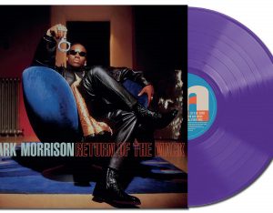 MARK MORRISON Return Of The Mack (Lp violet)