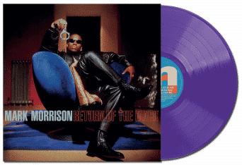 MARK MORRISON Return Of The Mack (Lp violet)