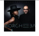 MORCHEEBA Blackest Blue ((LP blanc+45t exclu)