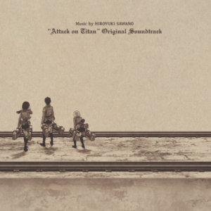 Hiroyuku Sawano Attack on Titan Season 1 (Original Soundtrack-Ed. bleue)