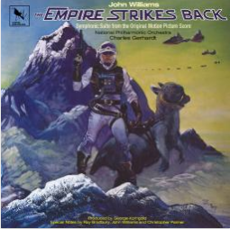 JOHN WILLIAMS The Empire Strikes Back - Symphonic Suite From The Original Motion Picture Score