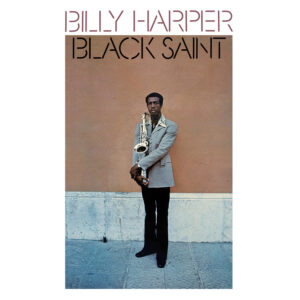 BILLY HARPER Black Saint