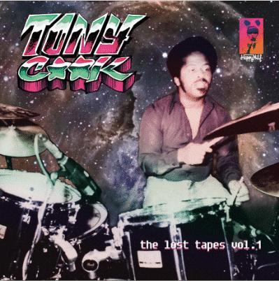 Tony Cook The Lost Tapes Vol. 1 (Ltd. Purple Colored)