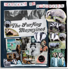THE SURFING MAGAZINES BADGERS OF WYMESWOLD