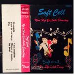 Soft Cell Non Stop Ecstatic Dancing (1982 - dead stock de cassettes d'époque)