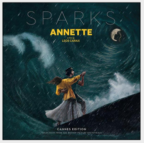 """ANNETTE """"SPARKS (CANNES EDITION - SELECTIONS FROM THE MOTION PICTURE SOUNDTRACK)"""""""