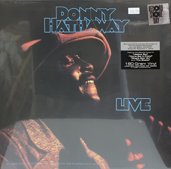Donny Hathaway – Live