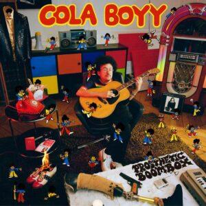 PROSTHETIC BOOMBOX COLA BOYY