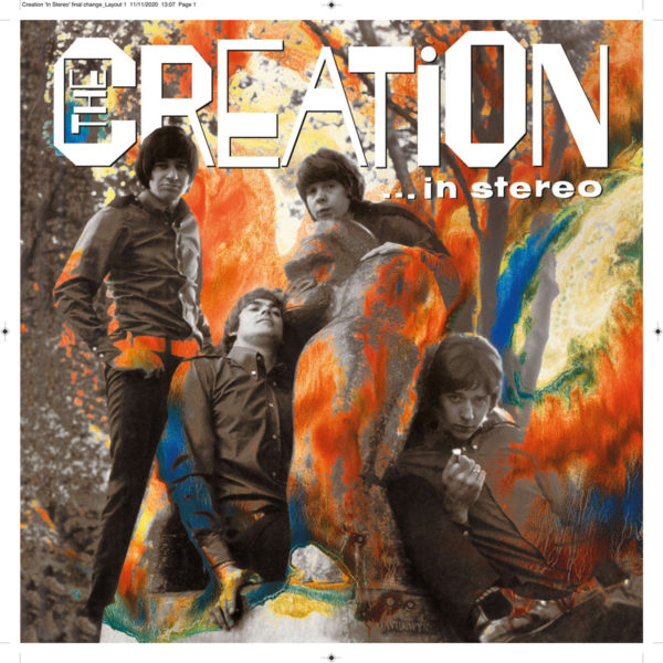 the creation in stereo