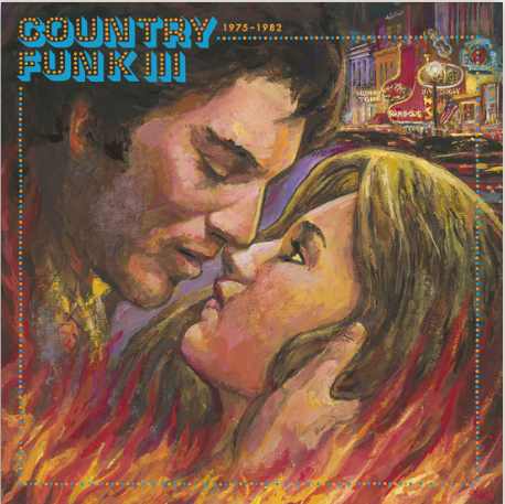 Various Country Funk Volume 3 1975-1982