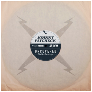 JOHNNY PAYCHECK UNCOVERED THE FIRST RECORDINGS
