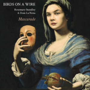Birds on a Wire Mascarade