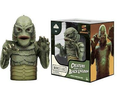 WAXWORK Creature From The Black Lagoon Spinature