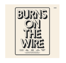 H-BURNS Burns On The Wire