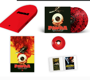 """Various """"PAURA A Collection of Italian Horror Sounds from The Cam Sugar Archive"""""""