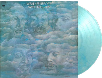 """WEATHER REPORT """"SWEETNIGHTER"""