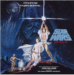JOHN WILLIAMS STAR WARS: A NEW HOPE(ORIGINAL MOTION PICTURE SOUNDTRACK)