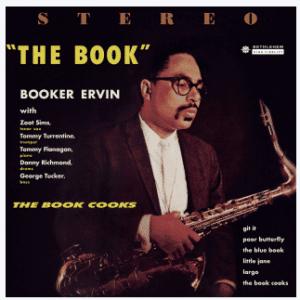 BOOKER ERVIN The Book Cooks