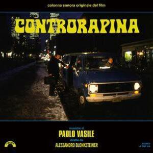 PAOLO VASILE Controrapina (O.S.T.)