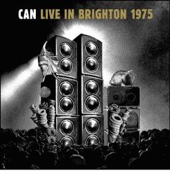 CAN Live in Brighton 1975